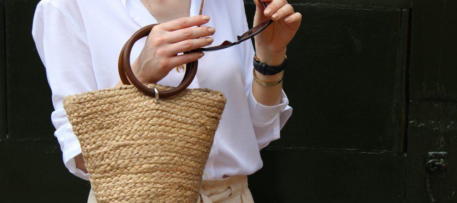 Three Ways to Wear Linen